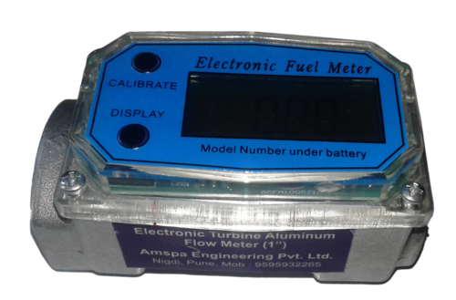 Electronic Digital Diesel Flow Meter, FM-120E