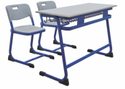 DF-608 (1) Dual Desk Bench