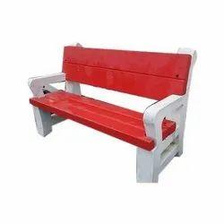 Armrest Garden Bench