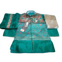 Kids Embroidered Sherwani, Age: 5 To 11 Yrs