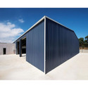 Steel / Stainless Steel Modular Prefabricated Factory Shed