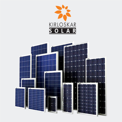 Monocrystalline Solar Panel Industrial Mono Crystalline