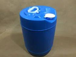 Round Cap Plastic Drum