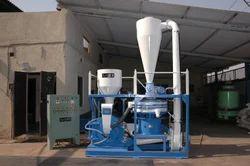 Rotomoulding Granules Pulverizer