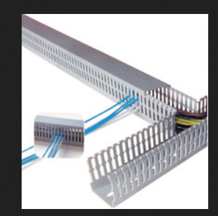 Wiring Ducts Narrow Solts | Trinity Touch Limited ... on