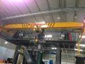 Single Girder Box Type Eot Cranes