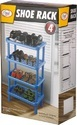 Plastic Shoe Rack Big 4 Tier