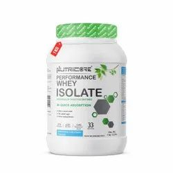 Whey Isolate American Icecream 1 kg