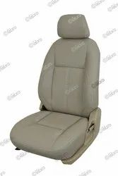 Front & Back FABRO Premium Leather Finished Branded Innova Seat Covers