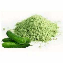 jass organic Green Cucumber Powder, Packaging Type: Pouch, Packaging Size: 500gms