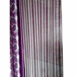 Cotton Decorative Printed Curtain