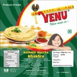 Venu Kothmir Marcha, Packaging Type: Vacuum Pack