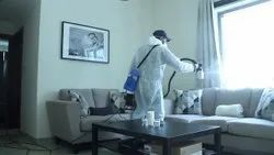 House Disinfection & Sanitation Services