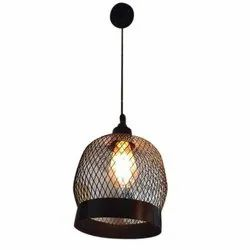 Iron Ceiling Mount Hanging Lights, Packaging Type: Box, 4W