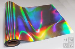 Holographic Custom Design Films