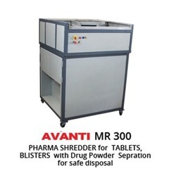 Avanti MR 300 Shredder And Segregator