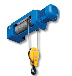 Industrial Wire Rope Hoists