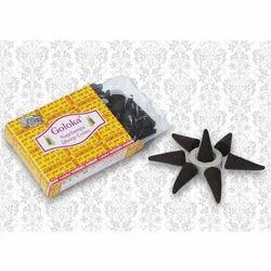 Goloka Incense Cones