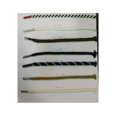 Logo Tipped Drawcords