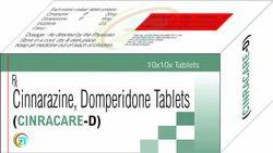 Cinnarazine Domperidone Tab