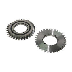 Gear Chamfering and Debarring Cutters