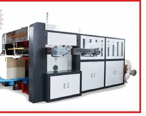 Automatic Paper Plate and Dona Machine | Manufacturer from Surat
