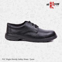 Leather All Sizes Tyson Safety Shoes For Automobile Industry