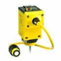 Banner Q45UR Series Remote Transducer Ultrasonic Sensor