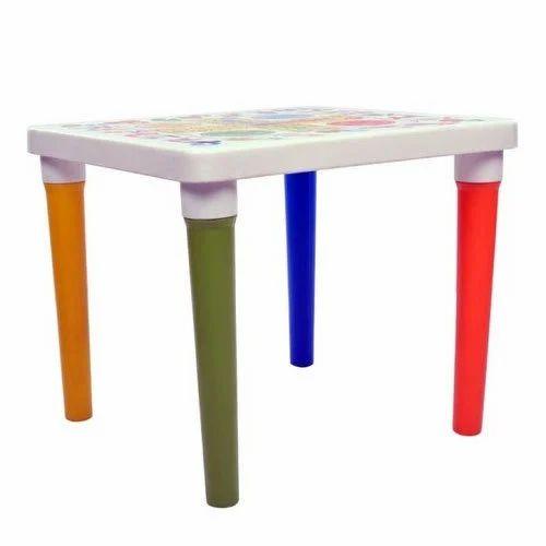 Bubble Kids Plastic Table