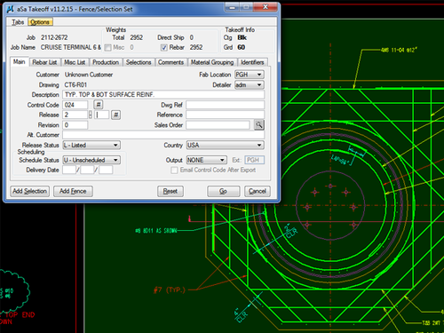 ASa / Bentley Software For CAD Detailing, For Rebar Cad Software