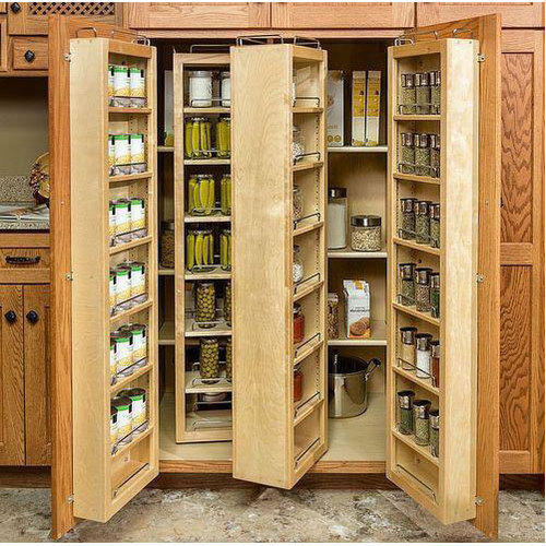 3 Plywood Wooden Storage Cabinet, Rs 800 /square feet ...