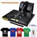 A4 Size T Shirt Printing Machine