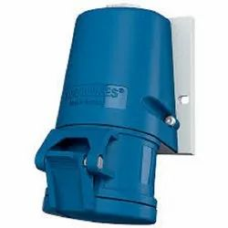 Mennekes 27001 Wall Mounted Receptacles
