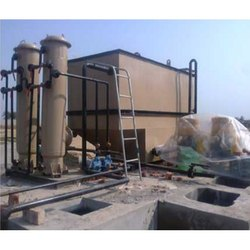 Moving Bed Bio Reactor Based STP