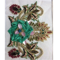 Embroidery Dabaka Beads Work