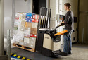 Crown Battery Operated Pallet Truck