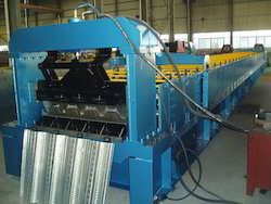 Metal Decking Rolling Machine Line