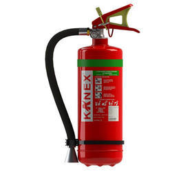 Kanex 4 Kg ABC Type Fire Extinguisher