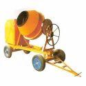 Yellow Cement Machine
