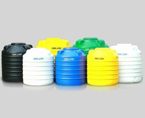 Black Meerakunj Water Tank 1000 Litre Rs 4500 Piece Sri Bhogar Pipes Id 21532996991