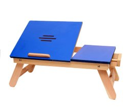 Laptop Wooden Table Multipurpose Table