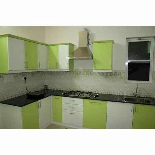 Wooden Straight Aaa Kitchen Designing Service Aaa Furniture Interior Id 21445905133