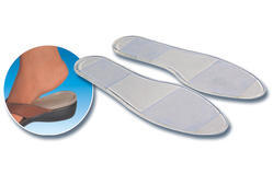 Acco Gel Plain Insole for Foot Care Rehabilitation Aids