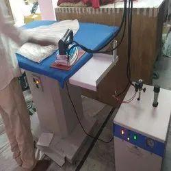 Stainless Steel 1HP Steam Press, 220 V