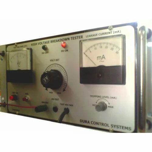 High Voltage Breakdown Tester For Industrial Voltage
