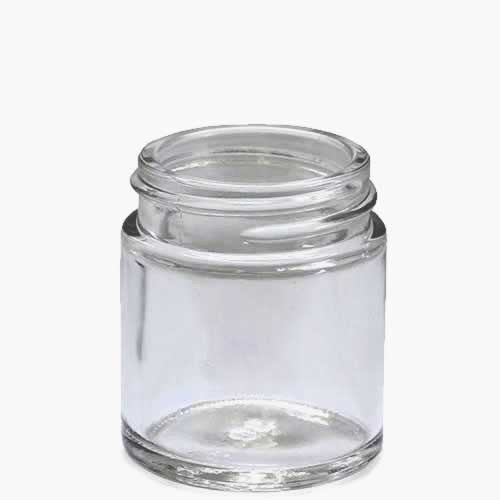 Transparent Glass Container Rs 15 piece ANZ Marketing ID