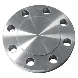 MS Round Blind Flanges