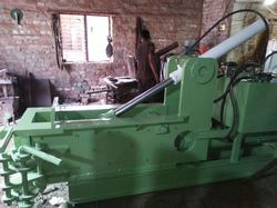 Scrap Baling Press Machines