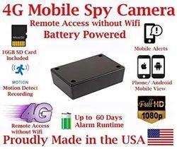 4g Mobile Spy Camera