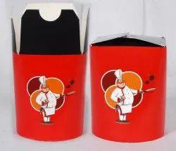 Food Foil Boxes